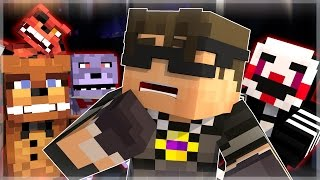 Minecraft FIVE NIGHTS AT FREDDY'S HIDE N SEEK!