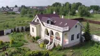 видео Коттедж, аренда посуточно, на выходные – Москва и Московская область, Дмитровское шоссе, 20 км от Москвы