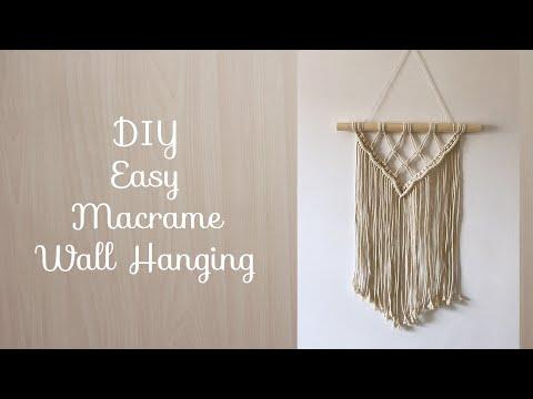 easy-diy-macrame-wall-hanging