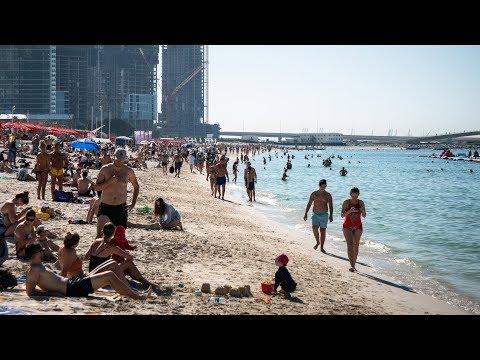 I Dubai tjener nordmenn penger på eiendom i skjul