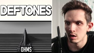 Metal Musician Reacts to Deftones | Ohms |