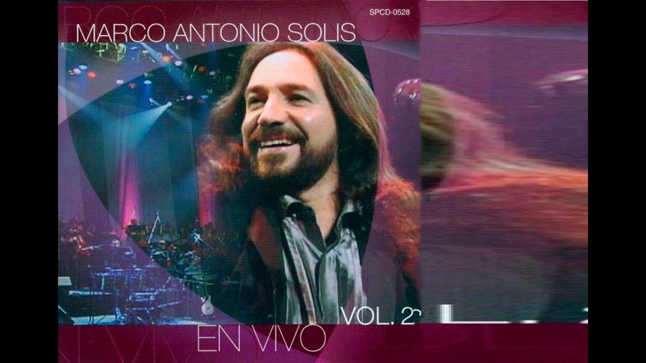 Mas Que tu Amigo - Marco Antonio Solis (en vivo) - YouTube