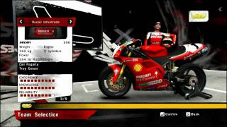 SBK 2011 Legends - Gameplay PC