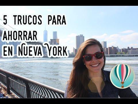 5 trucos para viajar barato en Nueva York - AHORRA EN NY  | Punto de partida