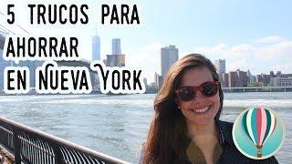 5 trucos para viajar barato en Nueva York - AHORRA EN NY    Punto de partida