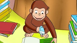 Curious George 🐵One in a Million Chameleon 🐵 Kids Cartoon 🐵 Kids Movies | Videos for Kids