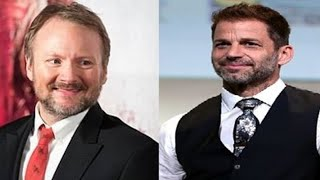 "Is Zack Snyder going to ""Rian Johnson"" The Justice League?"