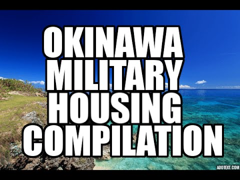 Okinawa Military Housing Compilation