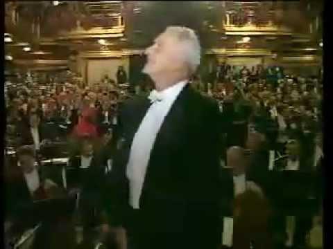 Carlos Kleiber at 1994 Vienna Philharmonic Ball