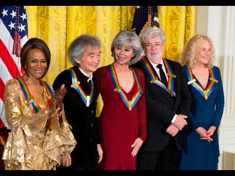 Kennedy Center Honors 2015: King/Lucas/Moreno/Ozawa/Tyson (FULL)