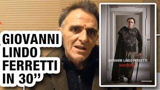 """Download #BCM13 Giovanni Lindo Ferretti racconta """"Barbarico"""" in 30 secondi"""