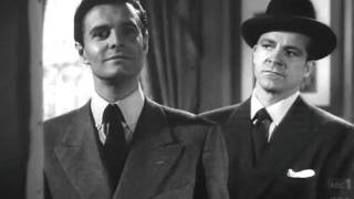 Louis Jourdan & Dana Andrews in No Minor Vices (1948).