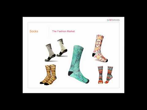 Webinar: Sublimating Socks with David Gross and Jimmy Lamb