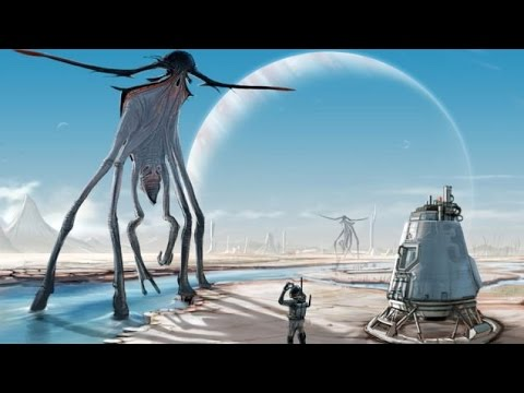 ALIEN PLANETS LIKE EARTH 2015 - HD DOCUMENTARY
