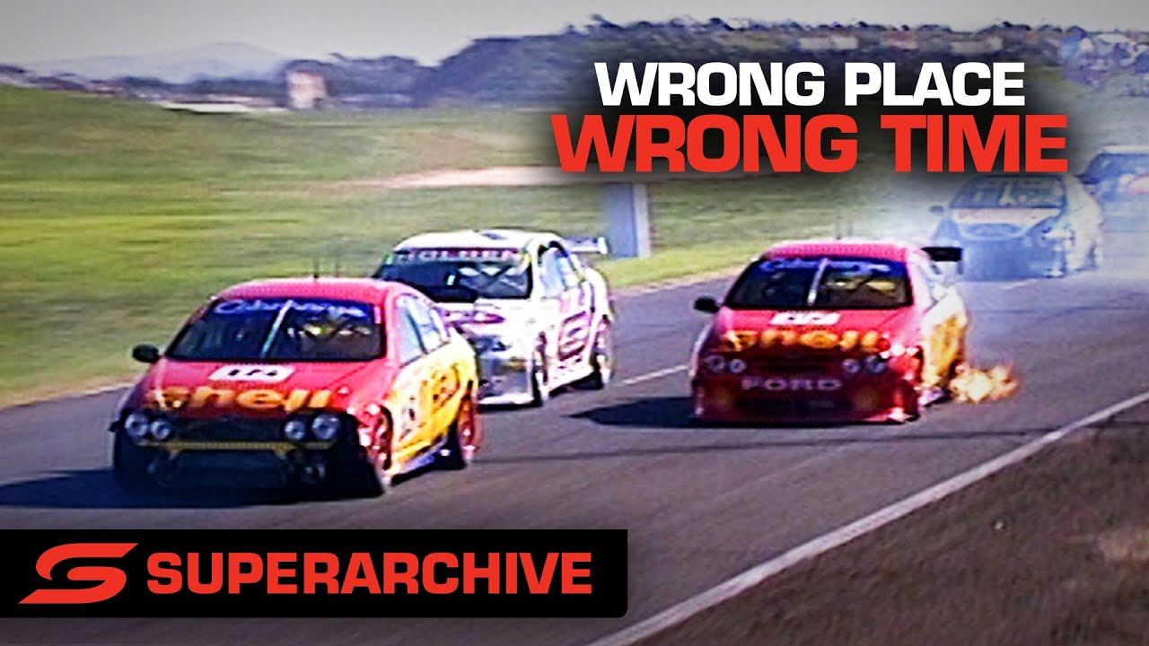 Race 20 - Calder Park [Full Race - SuperArchive]   1999 Shell Championship Series