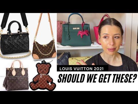 NEW LOUIS VUITTON BAGS 2021! Speedy 22, Utility phone pocket, Boulogne, Sac Plat Small, Odeon Bag