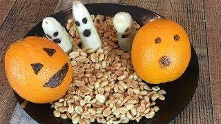 Pumpkin Ghost Graveyard