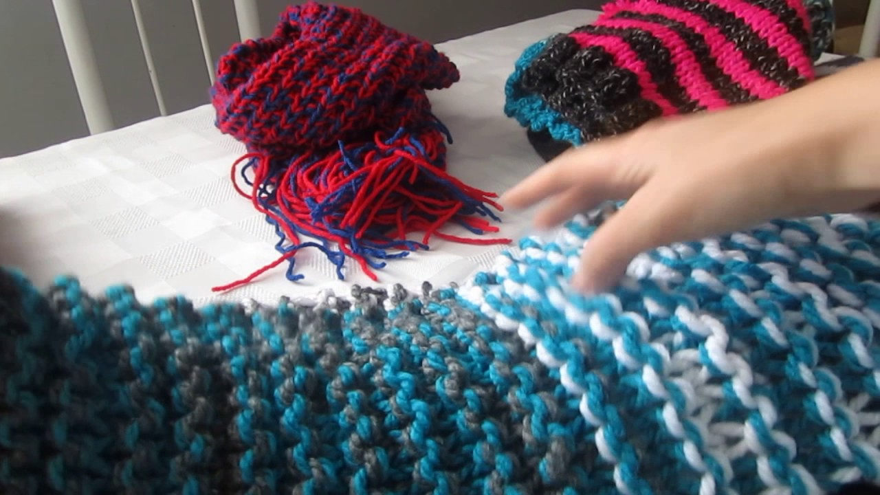 Quick Knitting projects - Last minute