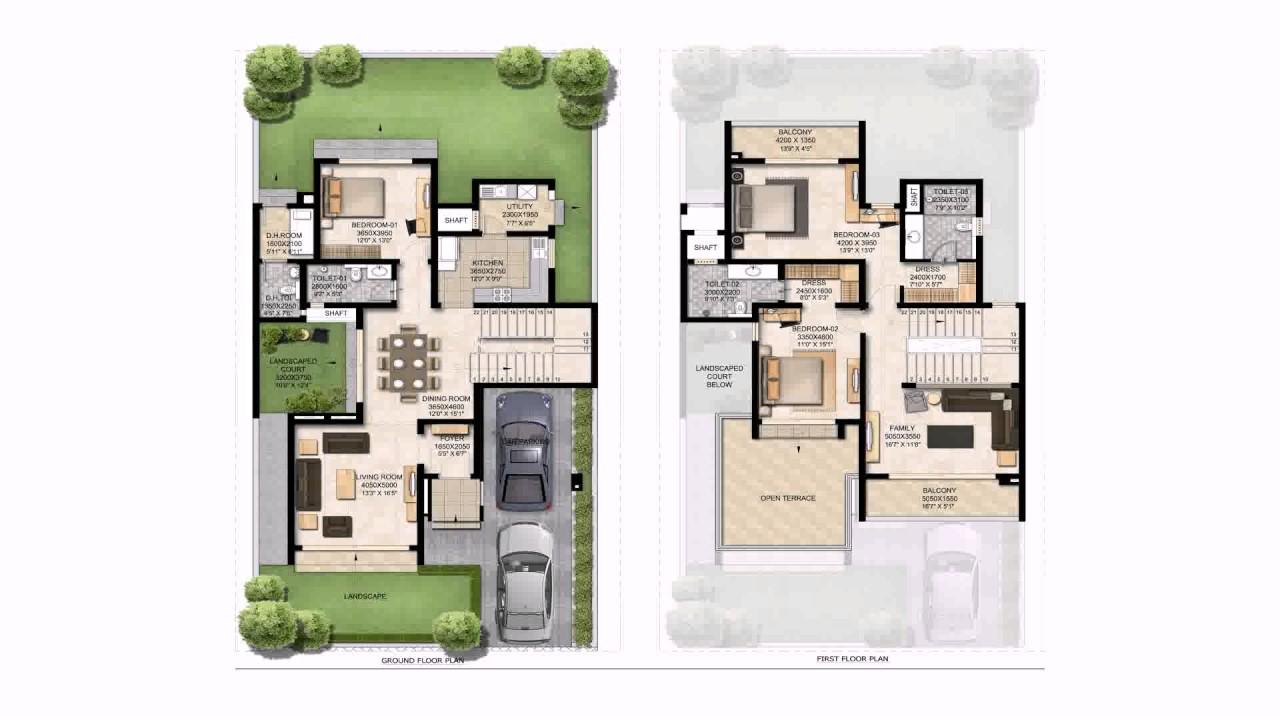 Row House Floor Plans House Plan 2017