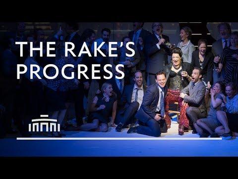 Stravinsky's The Rake's Progress: een wervelend spektakel