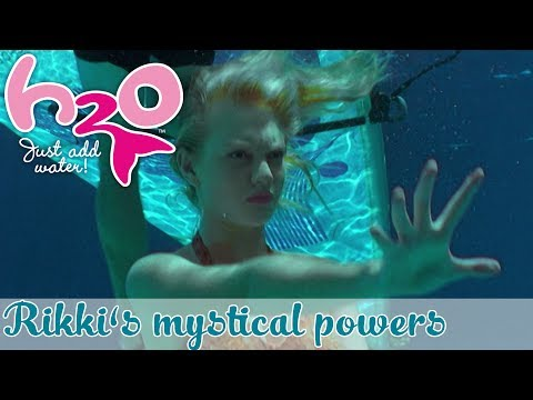 H2O: Just Add Water - Rikki's mystical powers