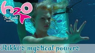 rikki s mystical powers h2o just add water official h2o channel