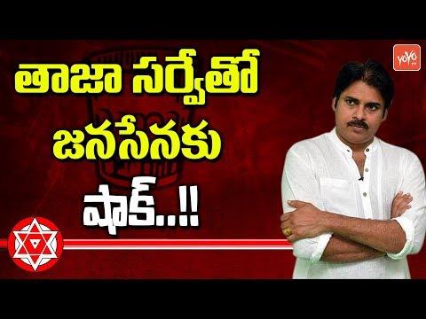 Pawankalyan Janasena Party Shock With Latest Survey | AP Elections 2019 | AP News | YOYO TV Channel