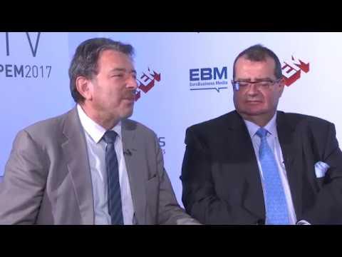 Interview Alain PERRET et Pascal FERRON