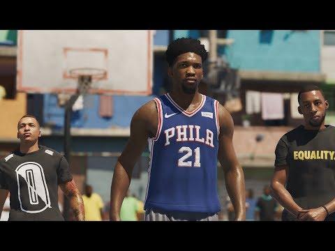 NBA Live 19 Trailer - Most DETAILED Breakdown ANYWHERE!