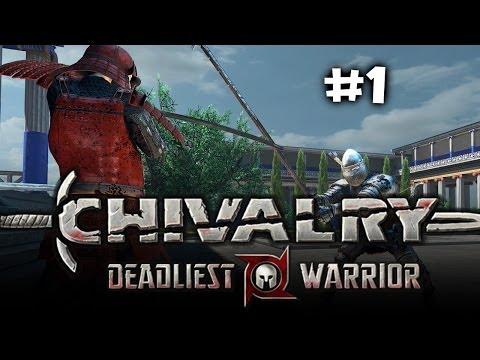 Chivalry: Deadliest Warrior DLC w/ Nova & Kootra Part 1 |