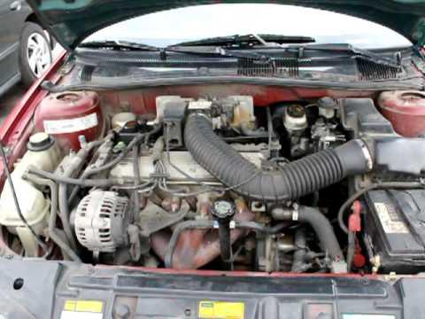 Chevrolet Starter Diagram Cilia Animal Cell 1997 Cavalier P0300 Multiple/random Cylinder Misfire (bad Icm) - Youtube