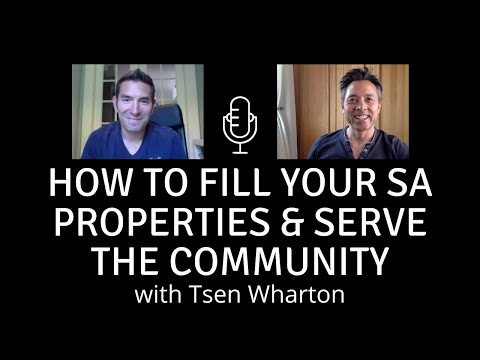 How to Fill Your Serviced Accommodation Properties & Serve the Community — Tsen Wharton