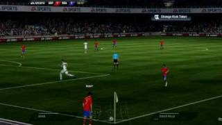 Fifa 11 PC - Online Gameplay HD
