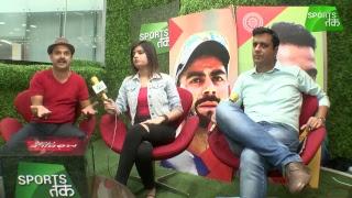 Live: Tea से पहले पृथ्वी शॉ हुए आउट, भारत - 232/3