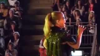 Anastacia live @ Intimissimi Operapop On Ice, September 21st 2014