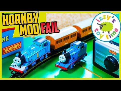 HORNBY BACHMANN POWER MOD FAIL?! Thomas and Friends Fun Toy Trains for Kids