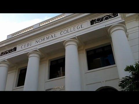 Cebu Normal University (Cebu State College/Cebu Normal School), Cebu City, Philippines