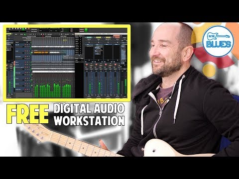 setting-up-a-daw-and-recording-music-with-100%-free-software!