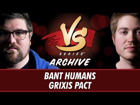 8/22/16 - Brad VS. Majors: Bant Humans VS. Grixis Pact [Standard]