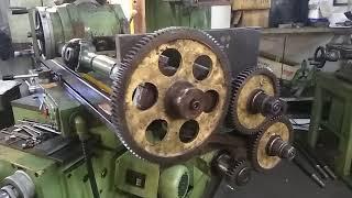Gambar cover Universal Milling machine..., (Mesin frais) helical gear