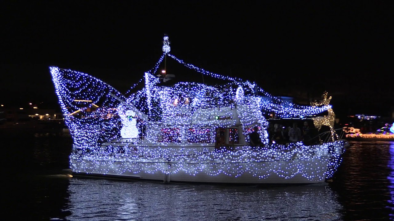 Huntington Beach Christmas Parade 2020 Huntington Harbour Boat Parade
