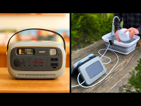 Top 10 Amazing Camping Gadgets on Amazon