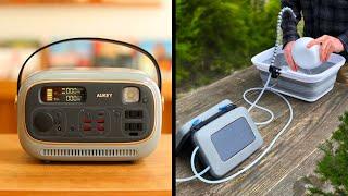 Top 10 Amazing Camṗing Gadgets on Amazon