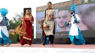 ਬੇਹਤਰੀਨ ਅਦਾਕਾਰਾ ਕਮਾਲ ਦੀ ਕਲਾਕਾਰੀ Beatuifull Artist NonStop Dj Mashup Dj Munde Rudke De  98151-29957