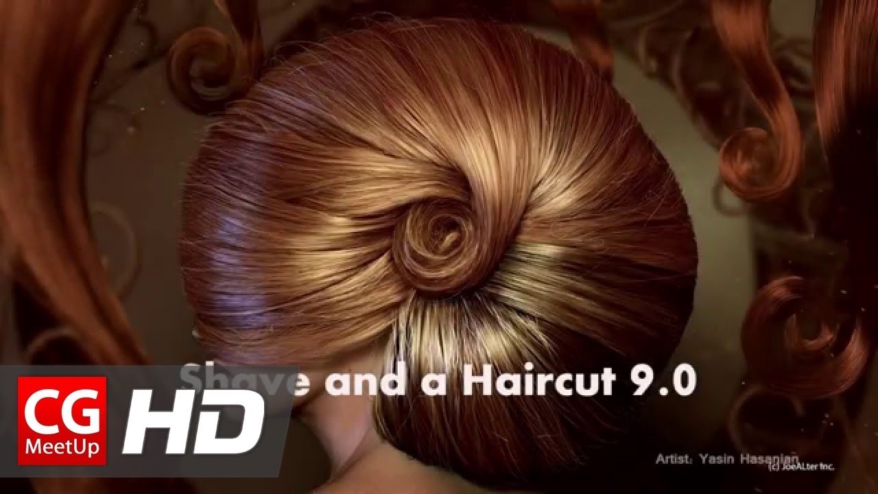 Cgi 3d Showreel Hd Shave And A Haircut 9 0 For Autodesk Maya By
