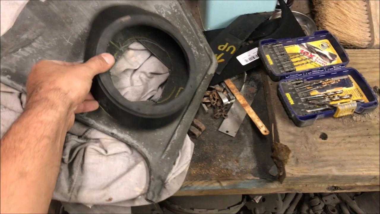 70 72 Chevelle Custom Kick Panel Speakers How To DIY YouTube