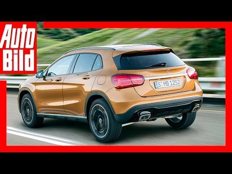 Mercedes GLA Facelift (Detroit 2017) Review/Details