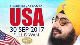 GEORGIA DIWAN - USA - 30 Sep 2017 - Full Diwan