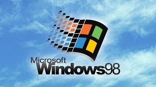 Windows 98 Computer [GERMAN]