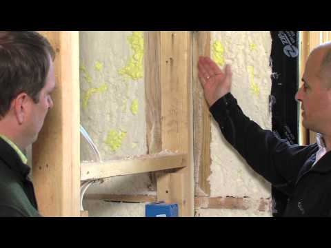 Saving Money & Energy with Advanced Framing | Residential Green Building